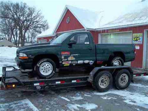 sell   dodge dakota sport drag truck  ryan iowa