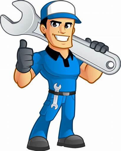 Mechanic Clipart Servicing Transparent Denting Webstockreview Painting