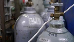 Bonbonne De Gaz : un bonbonne de gaz pass e dans un broyeur provoque une ~ Farleysfitness.com Idées de Décoration