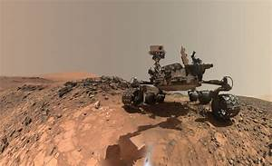 NASA Mars Rover Moves Onward After 'Marias Pass' Studies ...