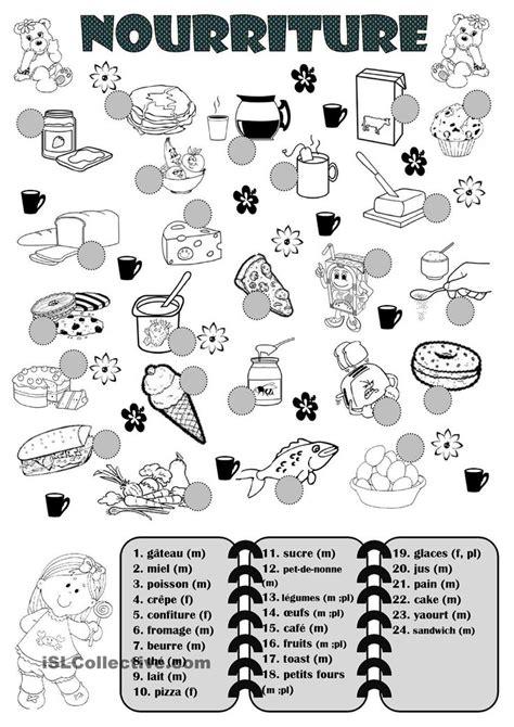 si e de la fran ise des jeux nourriture fle et feuilles d 39 exercices