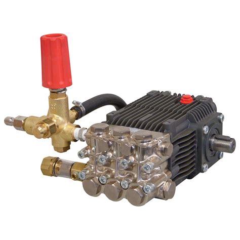 Ar Pumps Pressure Washer Pump — 4000 Psi, 40 Gpm, Belt