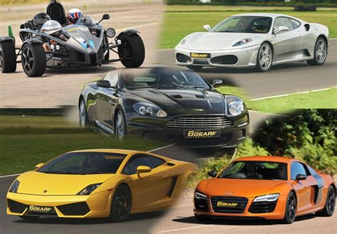 Driving Experience by Ultimate Driving Experience With High Speed Passenger
