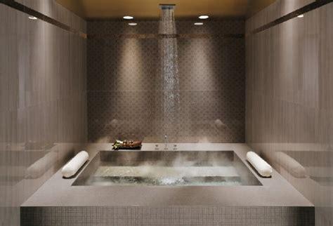 beautiful bathrooms  rain shower wow decor