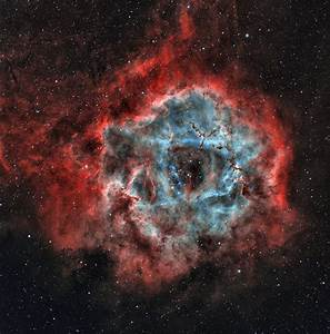 Rosette Nebula Skull (page 2) - Pics about space