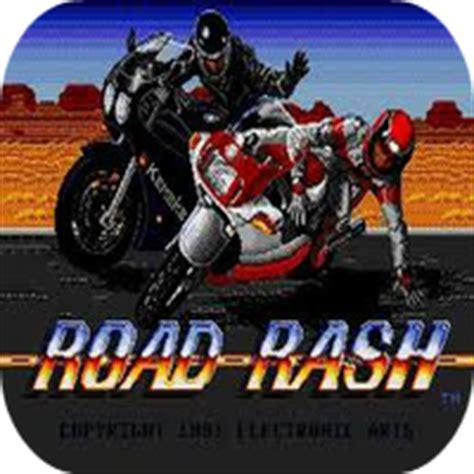road rash  pc mobile games