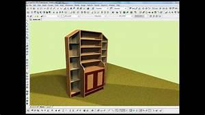 dessin des meubles a formes libres avec le logiciel de With logiciel de conception de meuble
