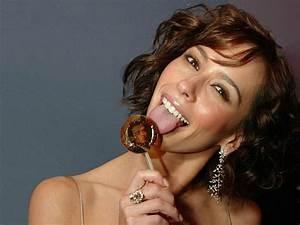 Jennifer Love Hewitt's tongue Lips and Tongue Pinterest