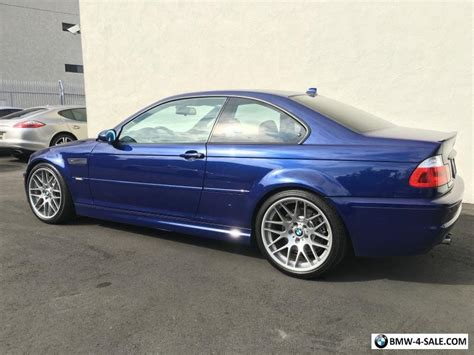 M3 Bmw For Sale by 2006 Bmw M3 For Sale In United States