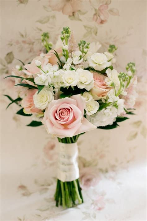 ideas  pink rose bouquet  pinterest pale