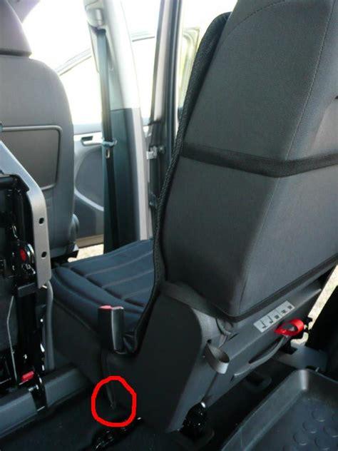 siege arriere touran sièges bébé système isofix installation critique