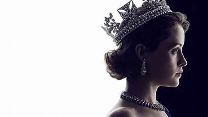 Crown Netflix Wallpapers Queen Claire Foy Elzabeth