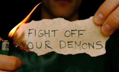 Fight Your Inner Demons Quotes