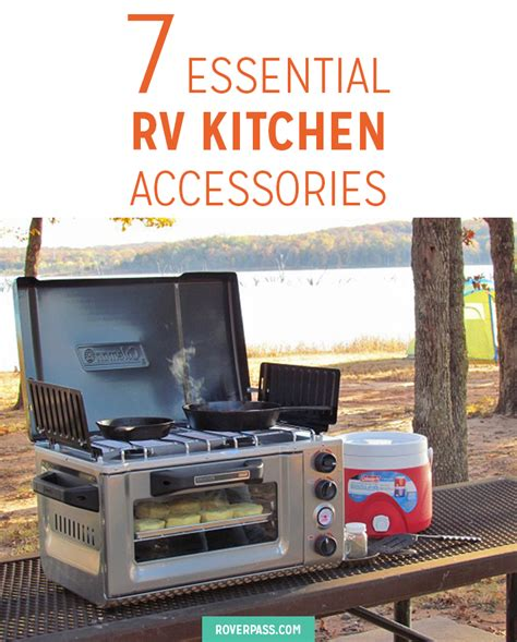 7 Essential Rv Kitchen Accessories  Roverpass