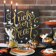 1000+ Images About Halloween Figurines, Serveware & Decor