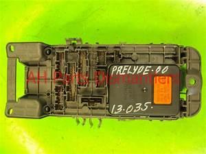 97 98 99 00 01 Honda Prelude Dash Fuse Relay Box Multiplex