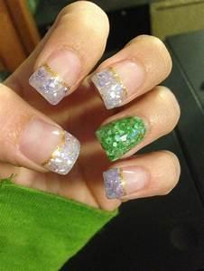 seashell nails   nail ideas   Pinterest