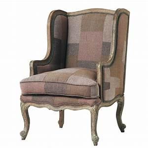 Petit Fauteuil Maison Du Monde : fauteuil theophile maisons du monde ~ Premium-room.com Idées de Décoration