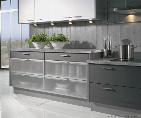 glass front kitchen cabinet modern glass front kitchen modern glass backsplashes for 3780