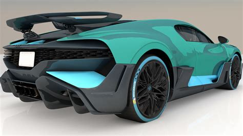 A page dedicated to the new bugatti divo which was revealed in 2018! Bugatti Divo 2019 high polygons Ready for games 3D Model in Cart 3DExport