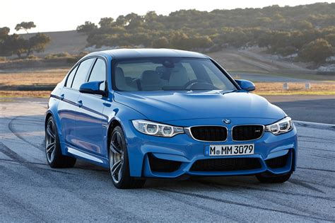 2015 Bmw M4 Sedan by Revealed 2015 Bmw M3 Sedan And M4 Coupe 5series Net