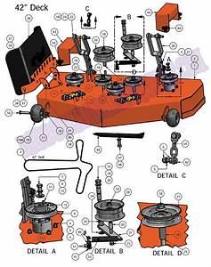 2010 Czt 42 U0026quot  Deck Assembly