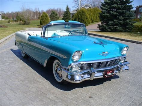 1956 Chevrolet Bel Air Convertible For Sale