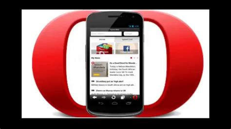 opera mini android playstore