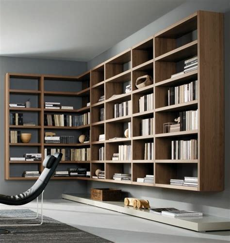 organiser un bureau l étagère bibliothèque comment choisir le bon design