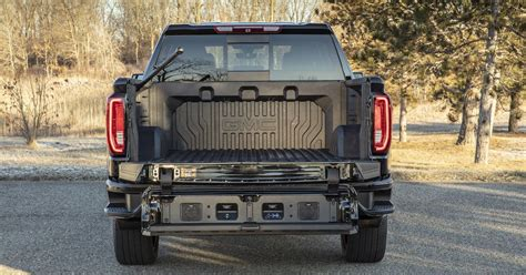 gmc sierra carbonpro edition brings   bed