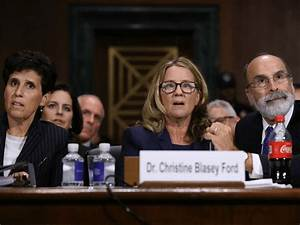 Christine Blasey Ford Says She Met Rep. Eshoo a Week Later ...