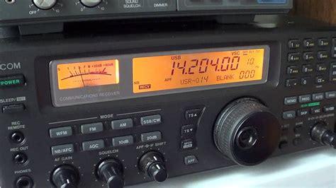 EA3JE amateur radio from Spain on 20 meters - YouTube