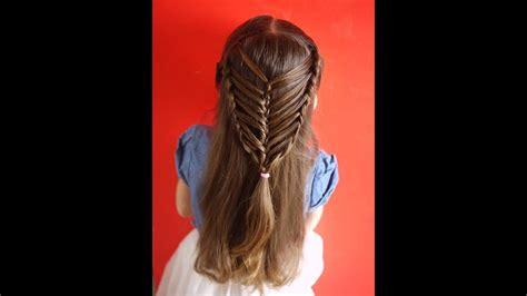 imagenes bonitas de peinados coletas ninas peinado