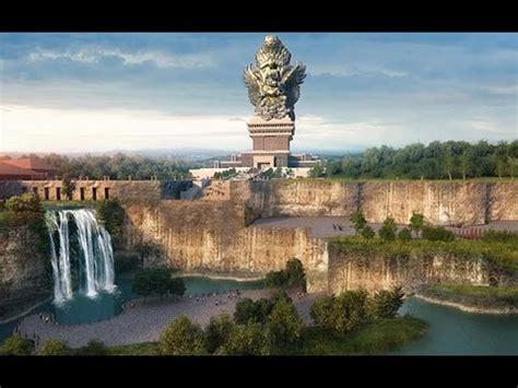 gwk garuda wisnu kencana cultural park bali youtube