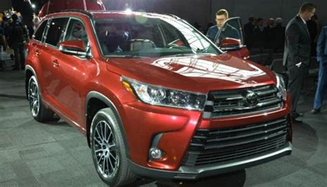 2020 Toyota Highlander Redesign Concept  Toyota Specs And
