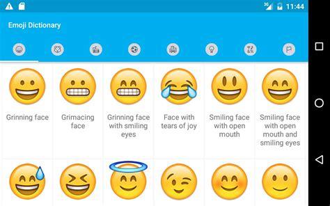 Emoji Smiley Meanings Emoji Meaning Emoticon Free Apk Download Free Social App