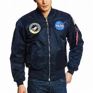 The Best NASA Astronaut Bomber Flight Jackets | GeekWrapped