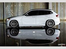 Tuning BMW X1 » CarTuning Best Car Tuning Photos From