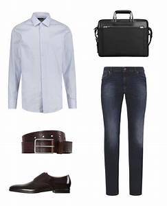 Büro Outfit Herren : business talk sind jeans im b ro tabu oder erlaubt fashion up your life ~ Frokenaadalensverden.com Haus und Dekorationen