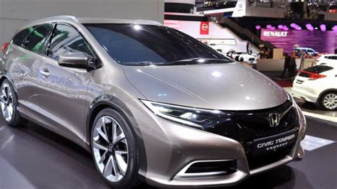 Honda Kombi 2020 by 2017 Honda Civic Tourer Review And Release Date 2020