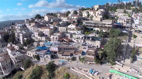 Safed, Israel | Dronestagram
