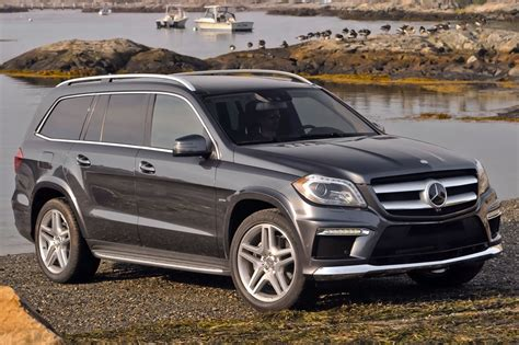 Marcedes Benz Gls : Used 2013 Mercedes-benz Gl-class For Sale