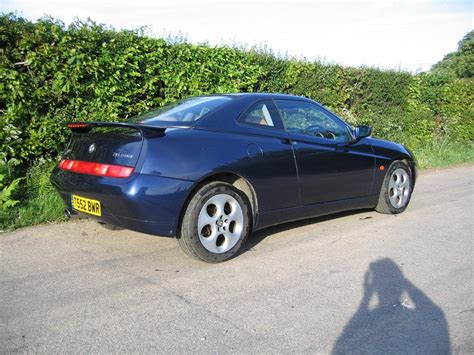 Alfa Romeo Gtv 2.0 T.spark. Photos And Comments. Www