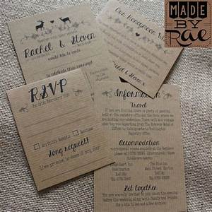 28 best images about rustic kraft wedding invitations on With rustic stag wedding invitations