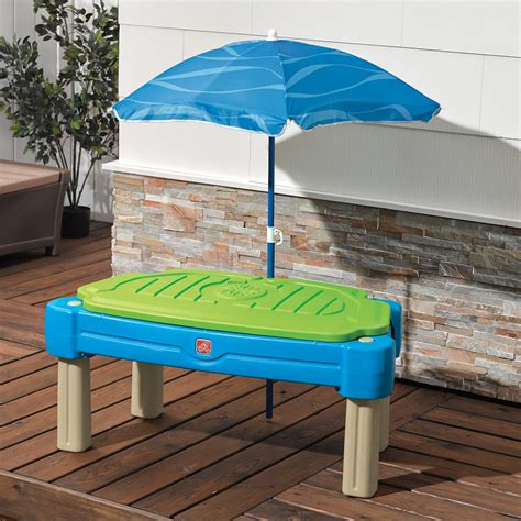step2 cascading cove sand and water table cascading cove sand water table kids sand water play