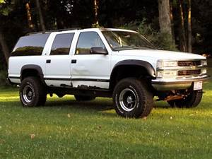 Find Used 1998 Chevrolet K2500 Suburban - 4x4