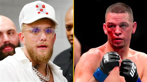 Paul vowed that he would knock out diaz after he knocks out tyron woodley. Jake Paul wants to fight Nate Diaz after Tyron Woodley ...