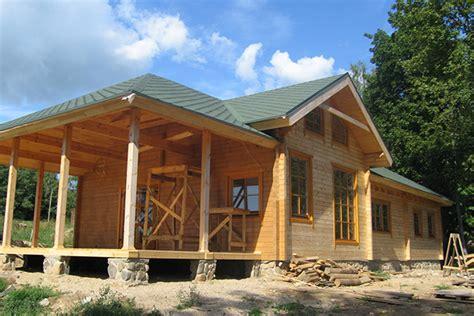 maison en bois construction de maison personnalis 233 e et d exception
