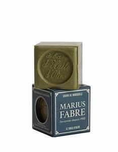 Savon De Marseille Fabre : savon de marseille v ritable 100g 72 huile d 39 olive extra pur ~ Dailycaller-alerts.com Idées de Décoration