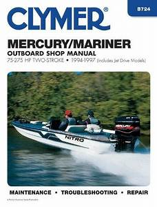 Mercury    Mariner 75 - 275 Hp Outboards 1994